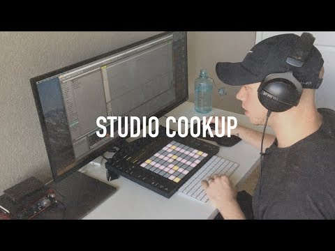 STUDIO COOKUP: Making a Sampled Trap Beat in Ableton Live 9
