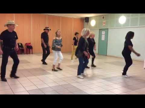 central standard time country line dance explication des pas et danse youtube. Black Bedroom Furniture Sets. Home Design Ideas