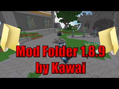 My Official Mods Folder Release | 1.8.9