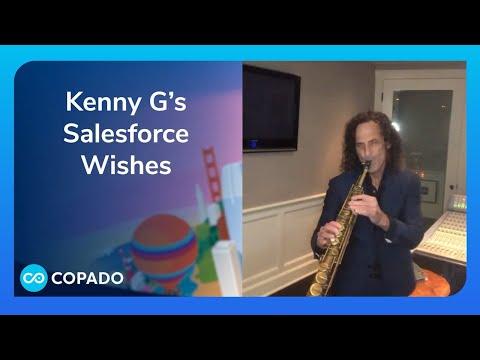 Kenny G's Salesforce Wishes