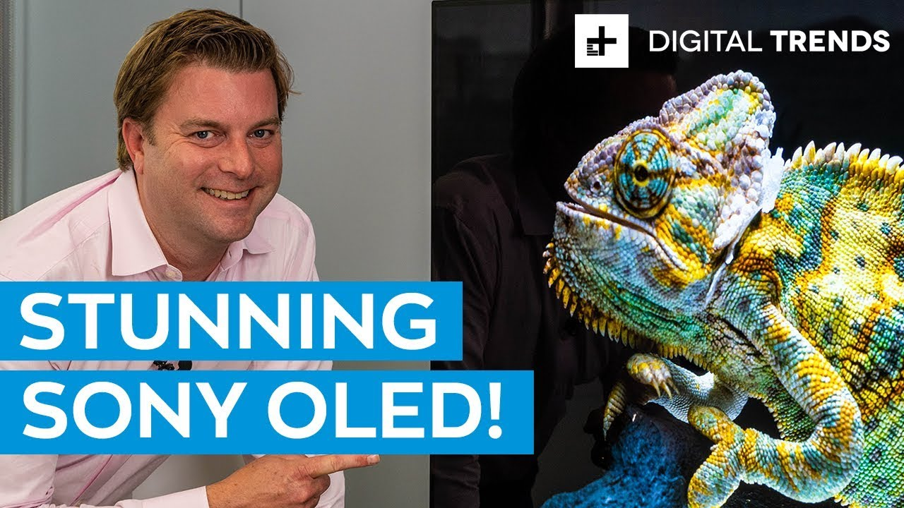 Download Sony A9G 4K HDR OLED TV Unboxing and Basic Setup