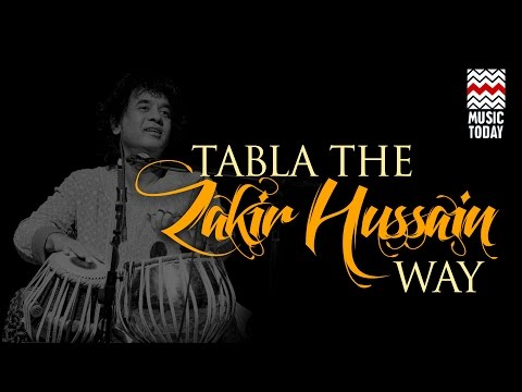 Tabla - The Zakir Hussain Way | Audio Jukebox | Instrumental