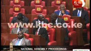 Westgate: Parliament, Senate want security laws reviewed
