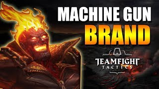 Machine Gun Brand MY BRAND! - Teamfight Tactics TFT