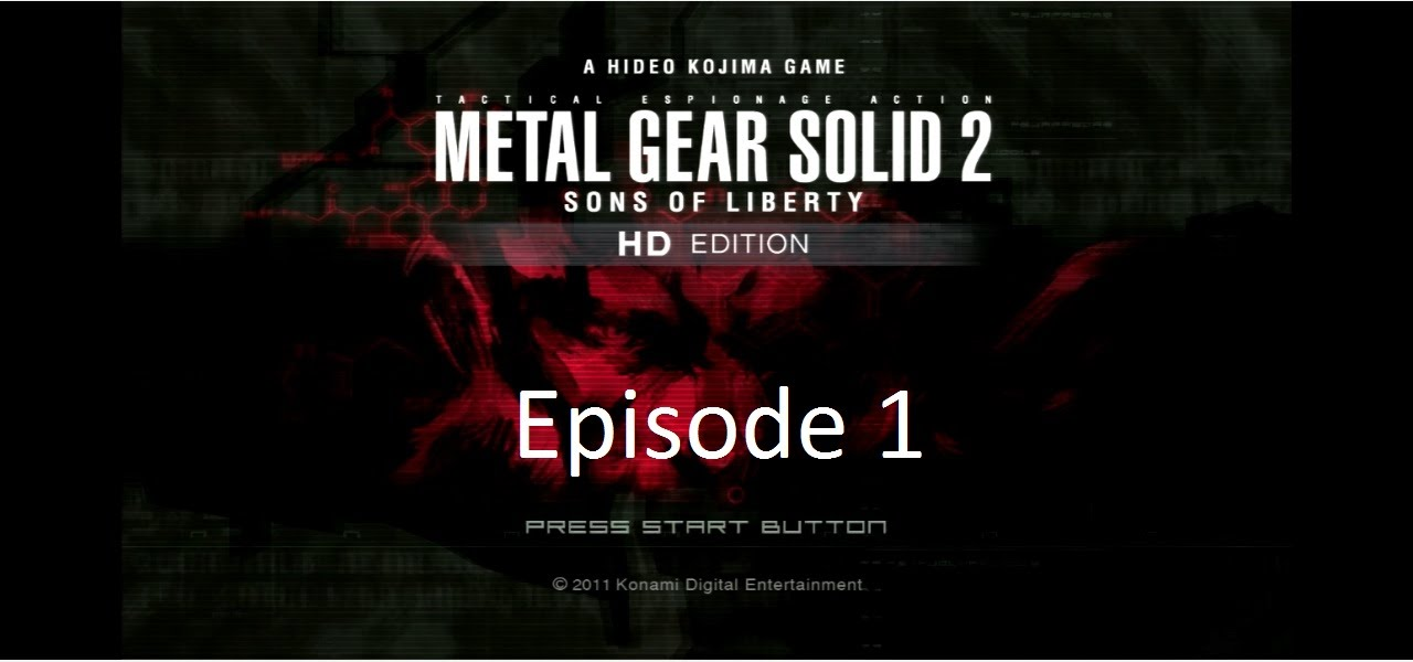 Download Let's Play: MGS 2: Sons of Liberty Episode 1 (So Many Shields!)