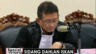 Sidang Dahlan Iskan ditunda 30 Desember, dengan agenda putusan Hakim - Spesial Report 20/12