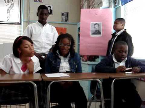 abolitionist John Brown student rap