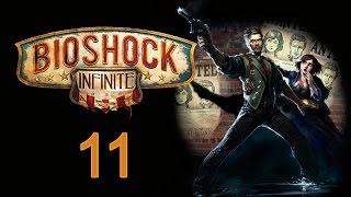 BioShock Infinite - Прохождение полностью на русском [#11]