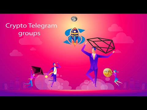 The best crypto telegram groups and channels in 2019
