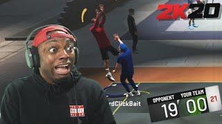 NBA 2k20: First Stream Rep Grind!