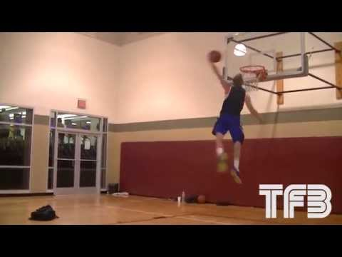 """6'1"""" Jake Whitehouse Dunk Session Preview - SICK DUNKS!"""
