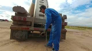 Trainee Stuck In Mud