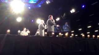 The Perrys - I Rest My Case at the Cross - NQC 2014