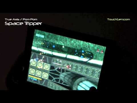 Space Tripper iOS hands-on