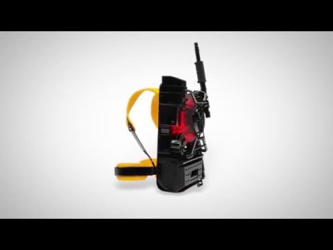 Sony develops the world's first ghost catching device - The Proton Pack™