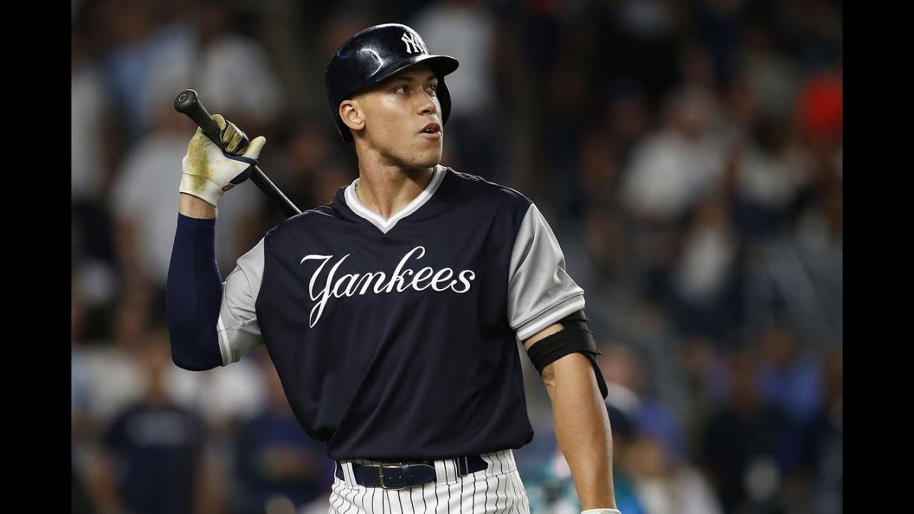 reputable site 258c5 743e5 New York Yankees 2018 Hype //