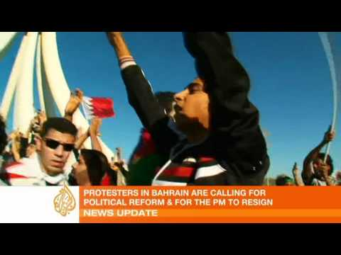 Protesters in Bahrain return after deadly clashes