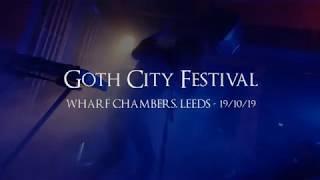 Auger - Live at Goth City Festival, Leeds 19.10.19