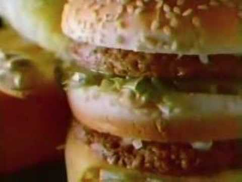 1984 McDonald's Big Mac Commercial