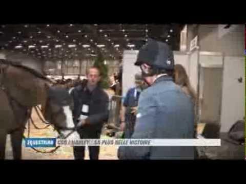 Cameron Hanley, sa plus belle victoire - Equestrian - Equidia Life