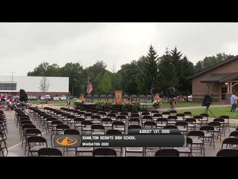Hamilton Heights High School Graduation 2020