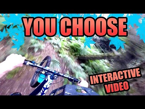 YOU CHOOSE - Interactive video 1/5