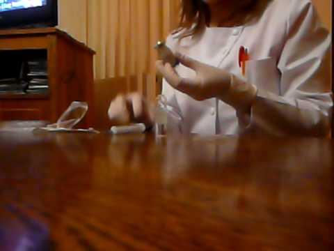 ce injecții sunt din varicoză