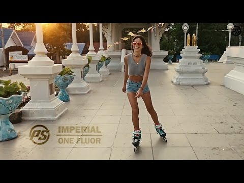 Lonely planet skating in Thailand - Powerslide Imperial One Fluor inline skates