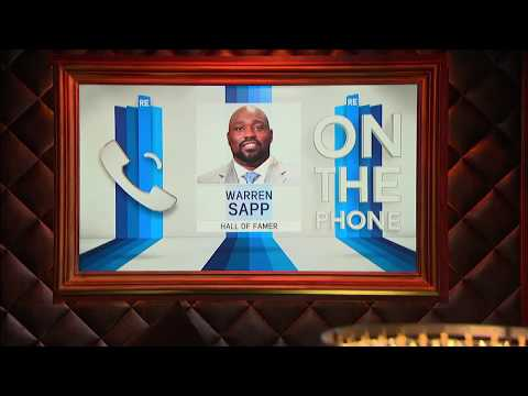 Hall of Famer Warren Sapp Explains Why He