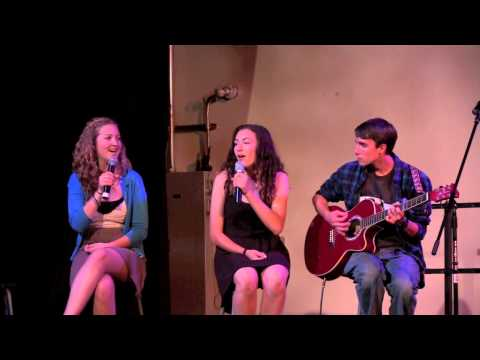 Athenian Cabaret 2013 - Shake it Out Performed by Emily True, Hana Sarfan, & Cameron Taylor
