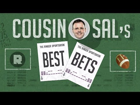 NFL Week 3 Best Bets With Cousin Sal | The Ringer