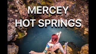 I flew the Kitfox to Mercey Hot Springs and people were nude!