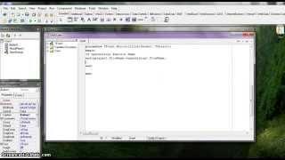 Delphi7 создание видеопроигрывателя