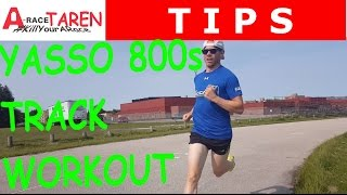 Predict Your Marathon Finish Time with the Yasso 800 Running Workout