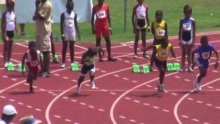 Matthew Harris 200m @ lucy laney stadium augusta ga