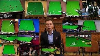 147-Ken Doherty (2019) on Televised 147'S