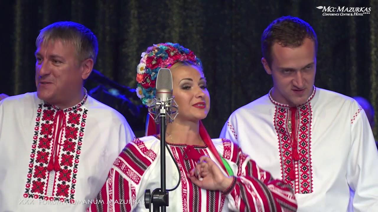 """XXX FORUM HUMANUM MAZURKAS -Narodowy Chór Ukrainy im.""""G.G.Wierowki'-""""Rozsiodłajcie chłopcy konie"""""""