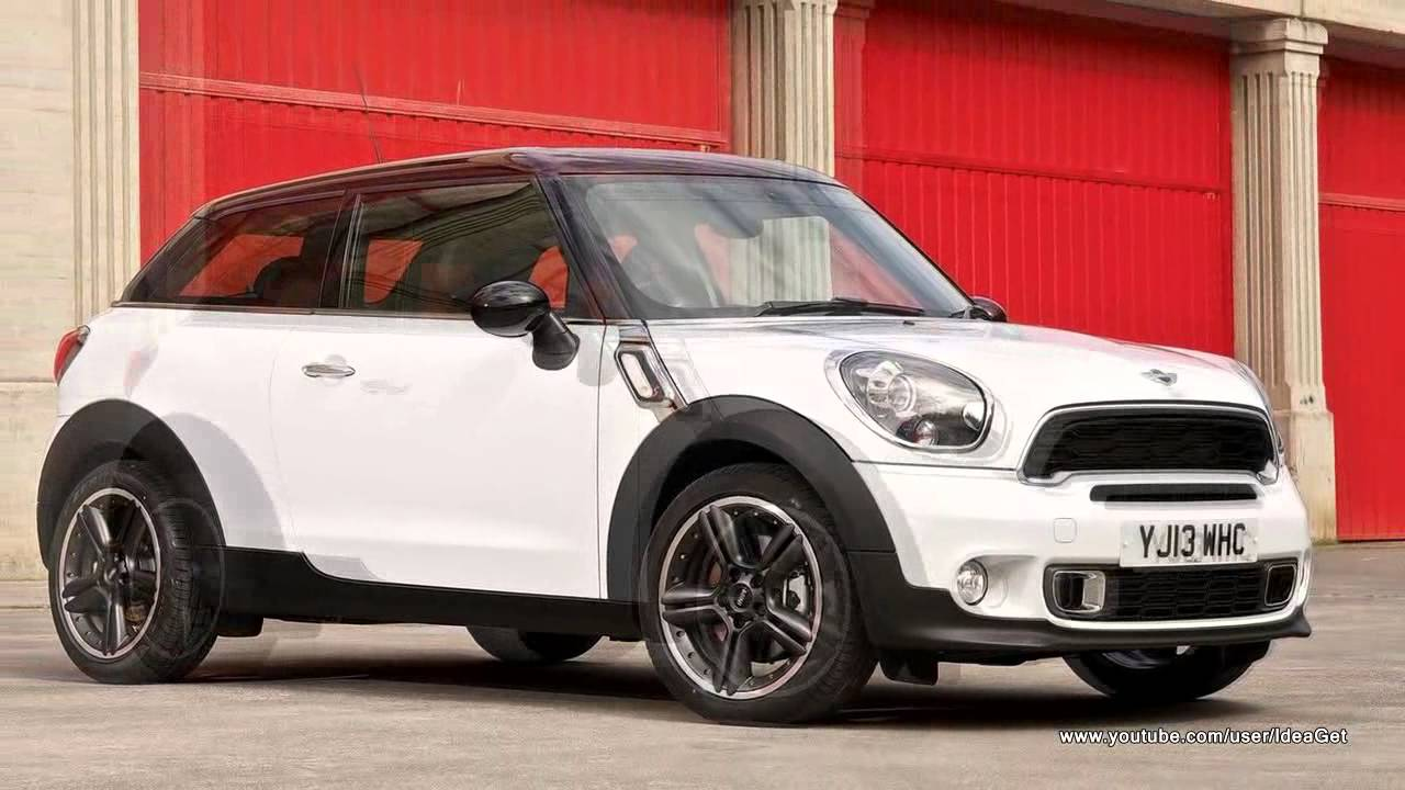 Mini mini paceman uk : New Mini Paceman UK-Version 2014 - YouTube