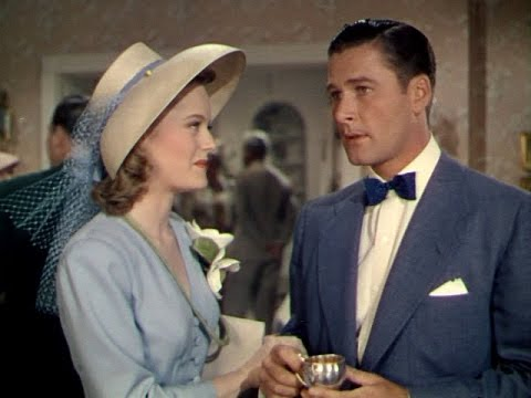 Errol Flynn & Alexis Smith - Some Sunday Morning
