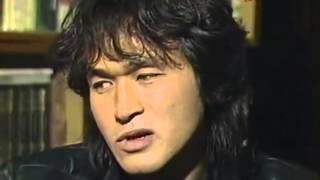 Виктор Цой - интервью про фильм Игла