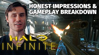 Halo Infinite Multiplayer is AWESOME, but not Perfect | Honest Impressions & Gameplay Breakdown