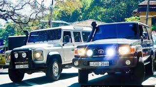 RAJANS Vehicle Parade for Big Match 2015