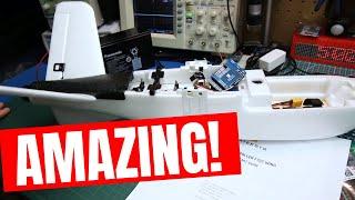 Best iNav Flight Controller?   F722-Wing From Matek