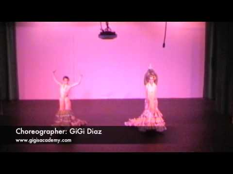 GiGi Diaz - Sabías que Bailo Flamenco? La nostalgia abusó de mi ayer!