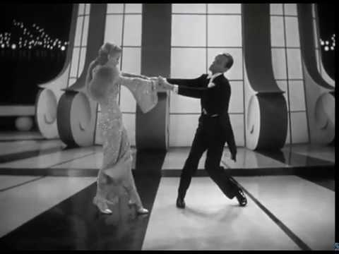 """FOLLOW THE FLEET ('36): """"Let's Face the Music and Dance"""""""