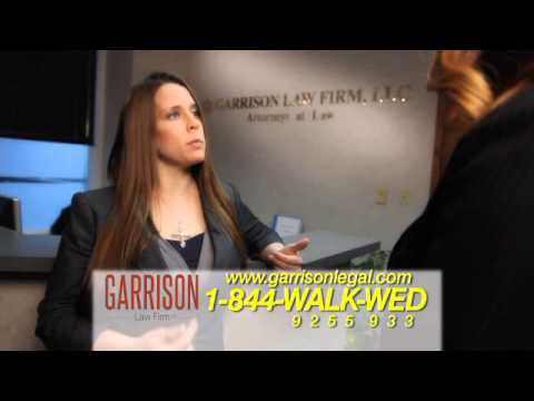 Garrison Law Firm - Personal Injury Attorneys - Fox59 Commercial 3