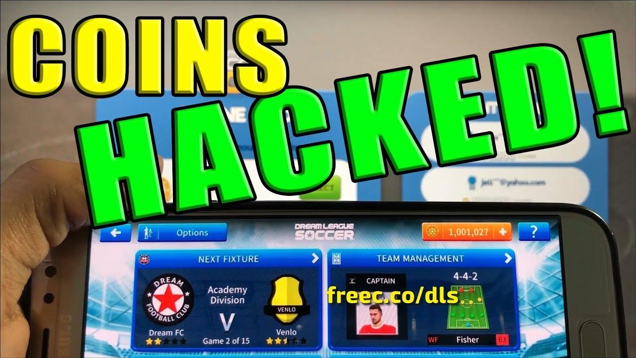 DLS 19 Hack - Get Free Dream League Soccer Coins Cheats