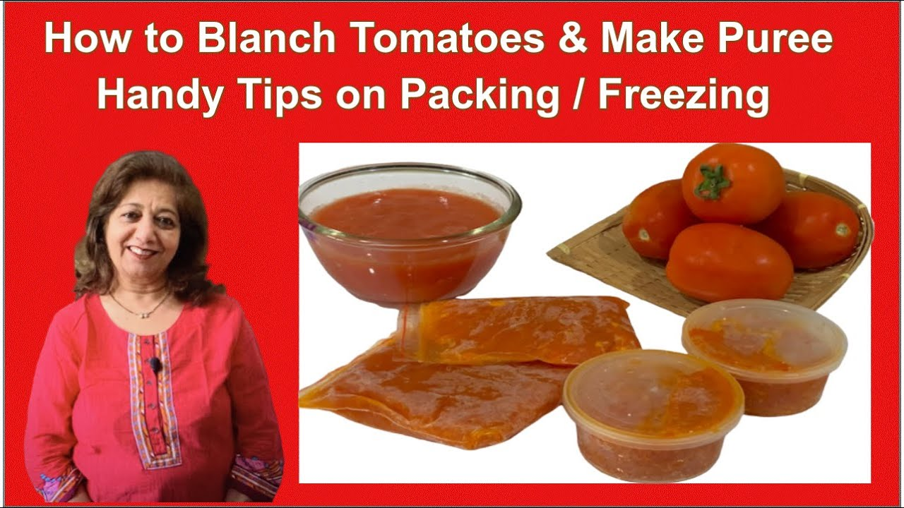 Kitchen Tips Tricks Part 3 How To Blanch Tomatoes How To