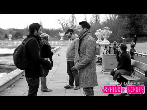 ABBAS HASAN - Away Documentary - Behind The Scenes & Making