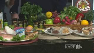 The Mediterranean Diet (3/18/17 on KARE 11)